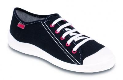 Chlapecká plátěná obuv BEFADO (37-40)