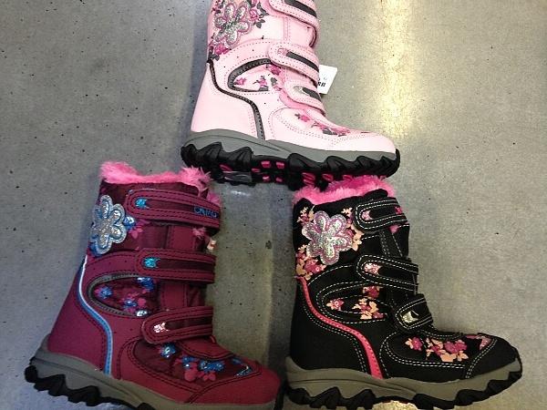 Dívčí zimní obuv LISTAR (25-30)
