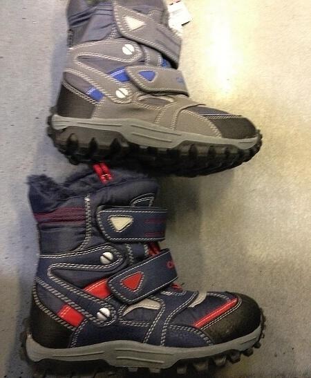 Chlapecká zimní obuv LISTAR (31-36)