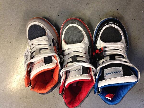 Chlapecká vycházková obuv LISTAR (31-36)