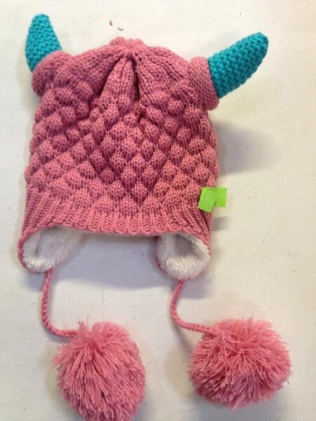 Dětská zimní čepice SAM