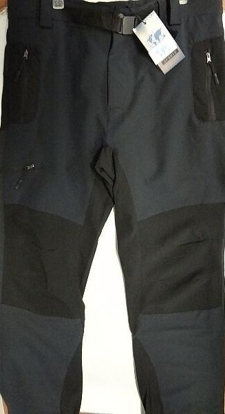 Pánské softshellové kalhoty BENHAO (L-3XL)
