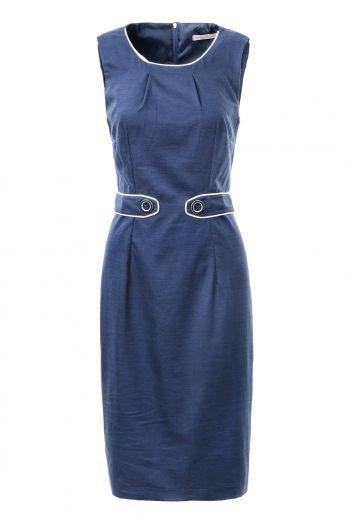 Dámská šaty GLO-STORY, (S-XL)