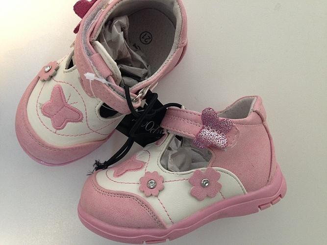 Dívčí sandále E-SPORT (20-25) - malé balení