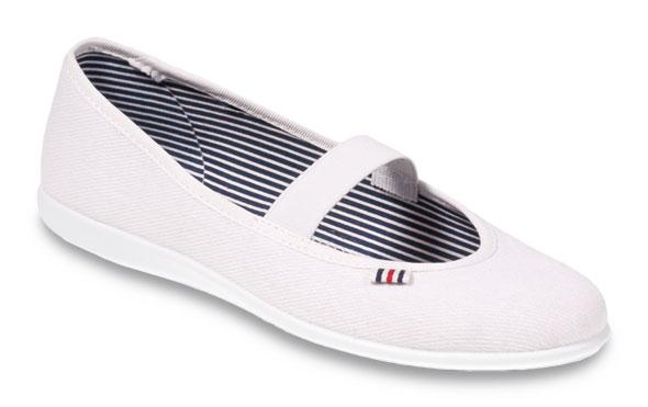 Dívčí / dorostenecká plátěná obuv BEFADO (37-40)
