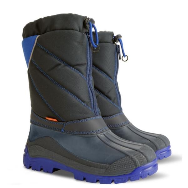 Chlapecké sněhule DEMAR (35-40) modré