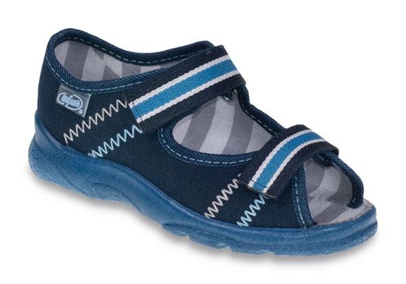 Chlapecká domácí obuv BEFADO (31-33)