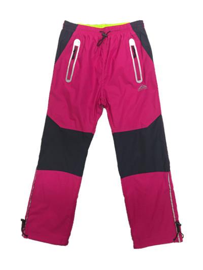 541641ad8eb Dětské šusťákové kalhoty KUGO (134-164)