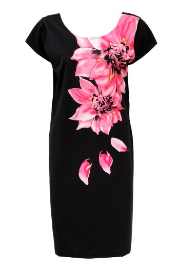 Dámské šaty GLO-STORY (2XL-6XL)