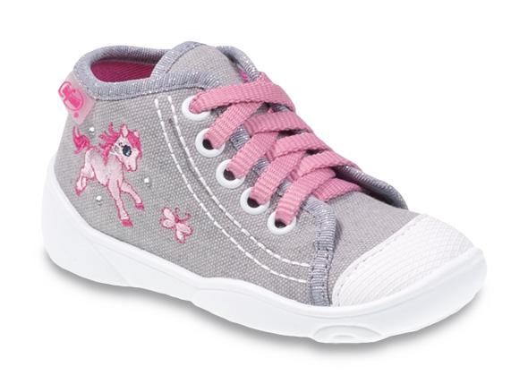 Dívčí plátěná obuv BEFADO (20.21.22.25)