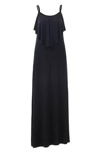 Dámské maxi šaty GLO-STORY (XS-L)