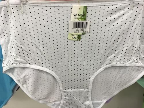 Dámské kalhotky PESAIL (L-4XL)