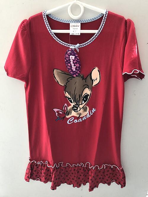 Dívčí noční košilka COANDIN (86/92-122/128)
