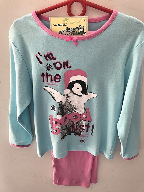 Dětské pyžamo COANDIN (98-128) mix kluki holka