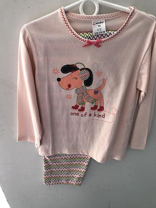 Dívčí pyžamo COANDIN (98-128)