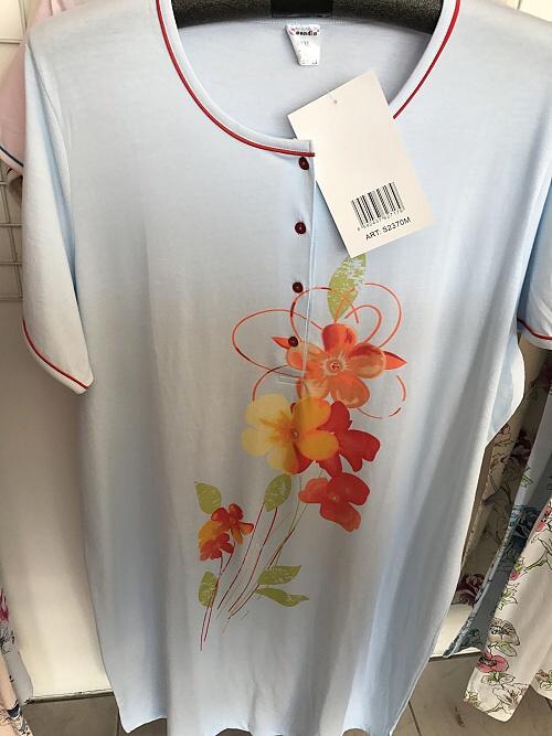Dámská noční košile COANDIN (L-XXXL)