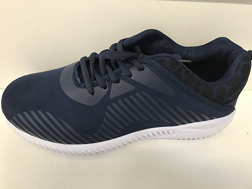 Pánská odlehčená sportovní obuv LINSHI (40-45) černá