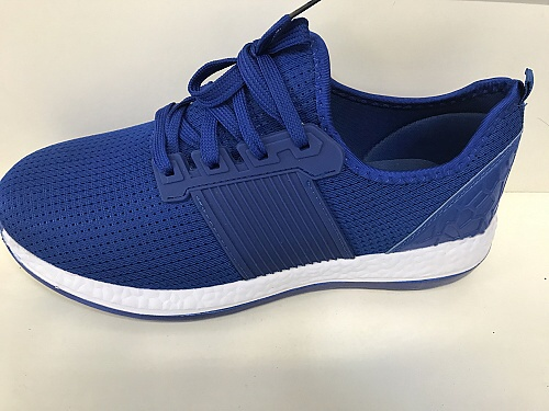 Pánská odlehčená sportovní obuv LINSHI (40-45) modrá