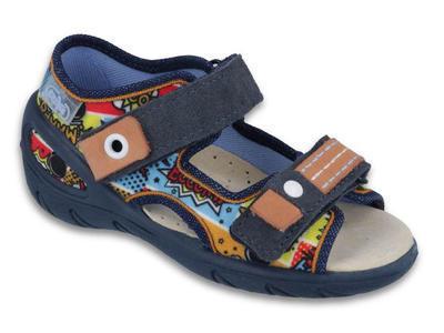 Chlapecké sandálky BEFADO SUNNY (20-26