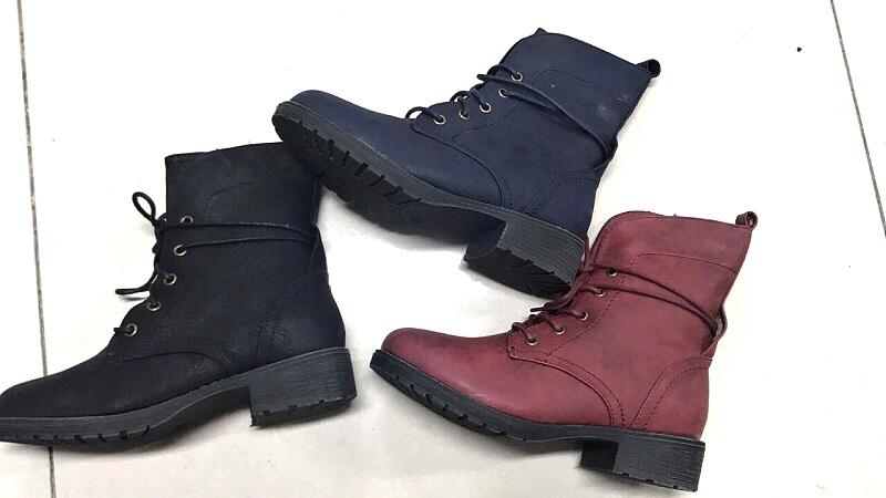 Dívčí zimní obuv (30-35)