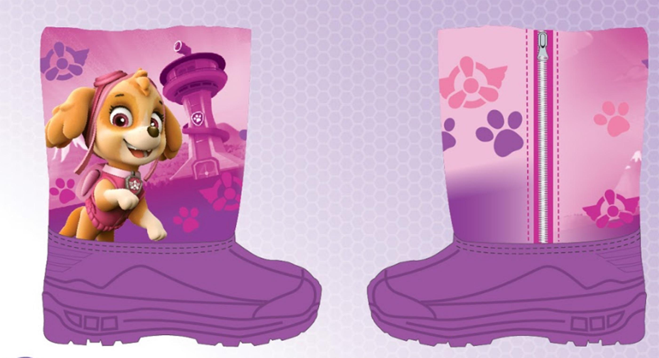 4a26e8d12 Dívčí licenční obuv- sněhule (28/29-34/35) | velkoobchod dětského ...