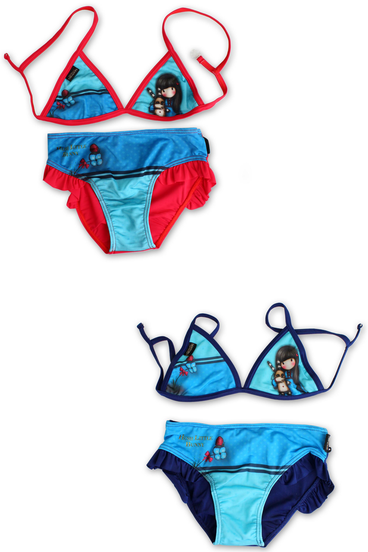 Dívčí plavky GORJUSS (104-140)