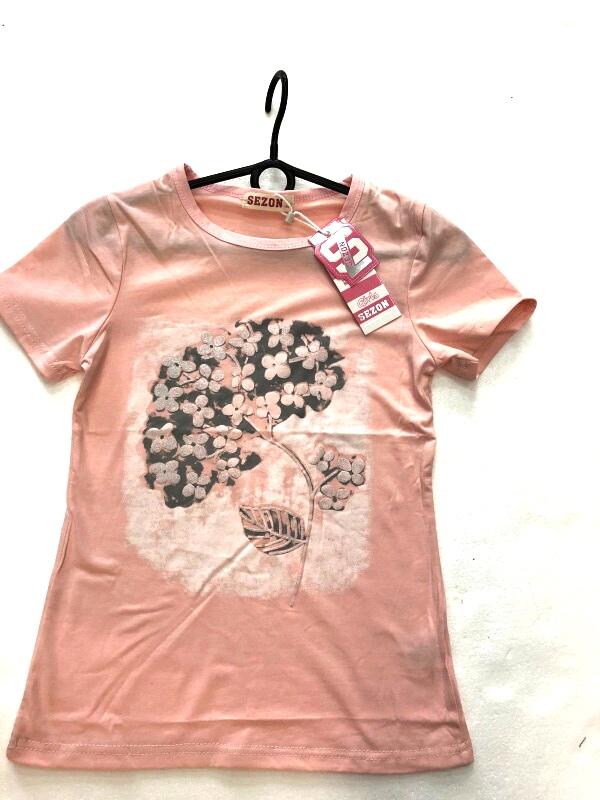 Dívčí triko  SEZON (134-164)