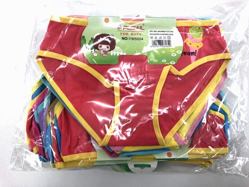 Dívčí spodní kalhotky Greenice(2-14 let)