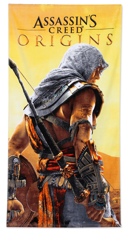 Plážová osuška Assassin Creed (70x140cm)