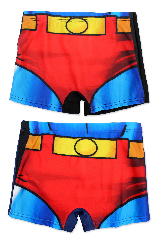 Chlapecké plavky SUPERMAN  (6-12let)