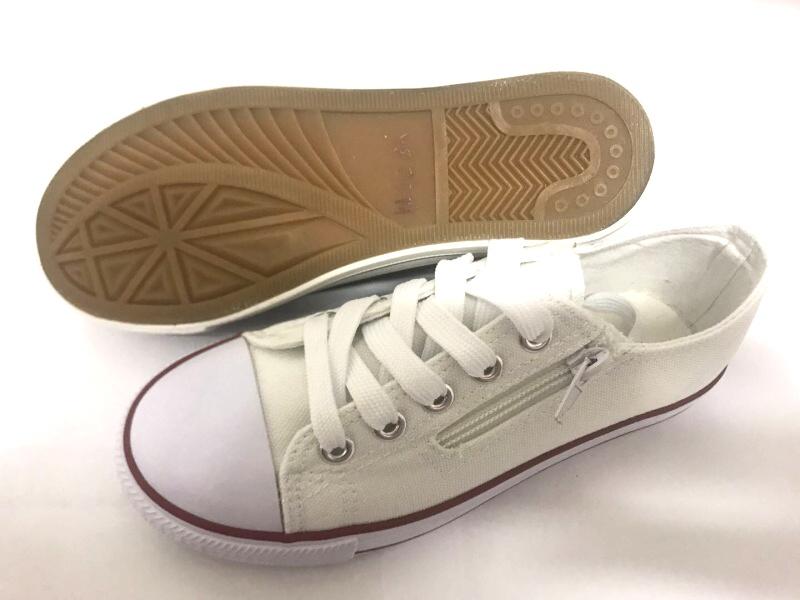 Dětská plátěná obuv  (30-35)