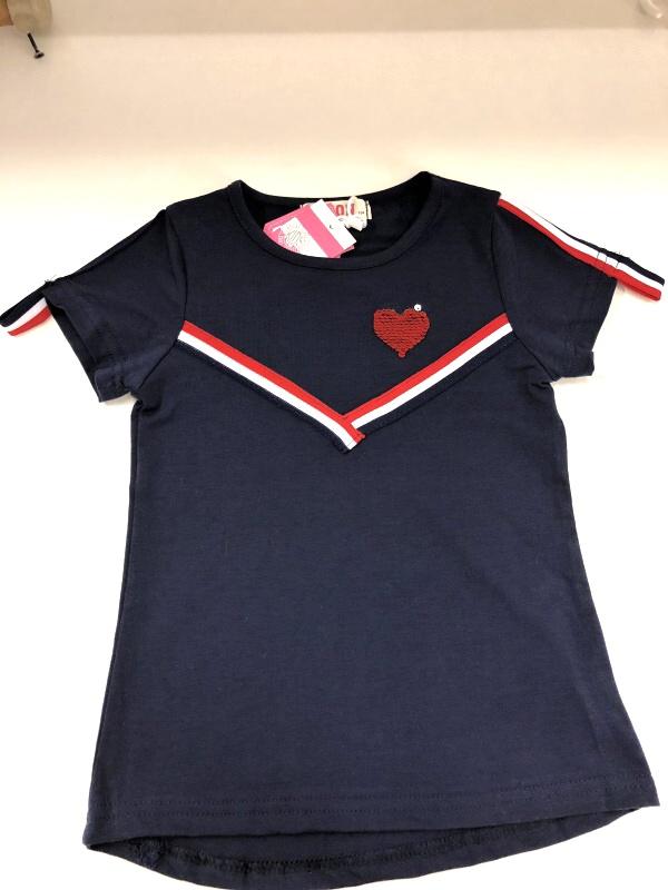 Dívčí triko  SEZON (98-128)