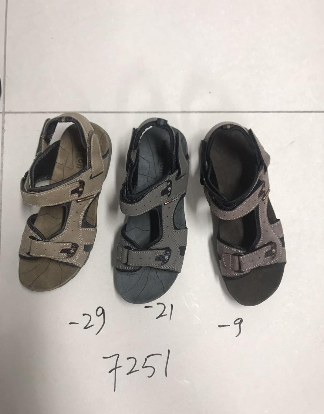 Pánské sportovní sandále HANSEN  (42-46)