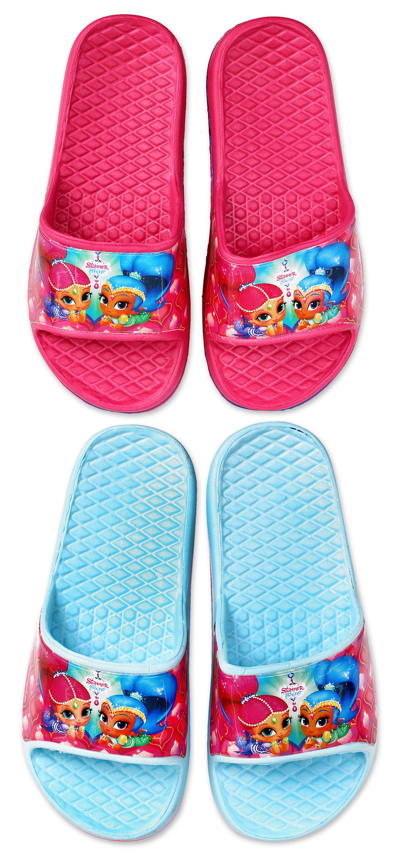 Dívčí  gumové pantofle SHIMMER AND SHINE(24-31)