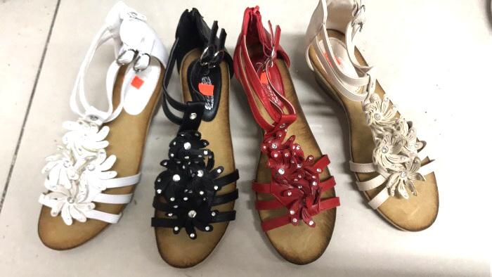 Dámské sandále  (36-41)