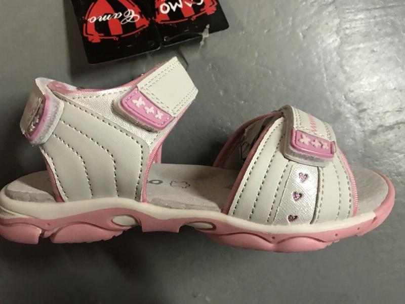 Dívčí  sandále CAMO (31-36)