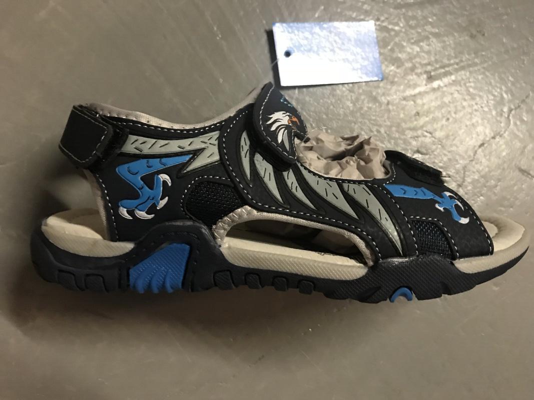 Chlapecké  sandále CAMO (31-36)