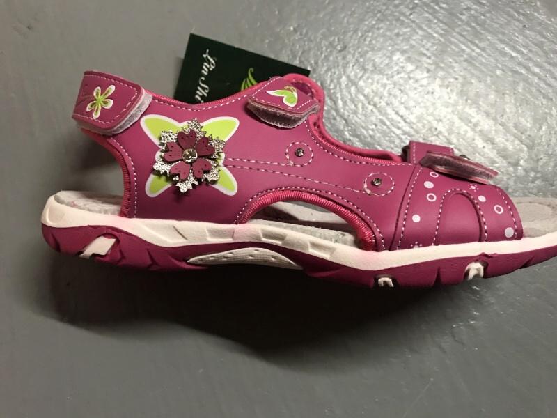 Dívčí  sandále LINSHI (31-36)