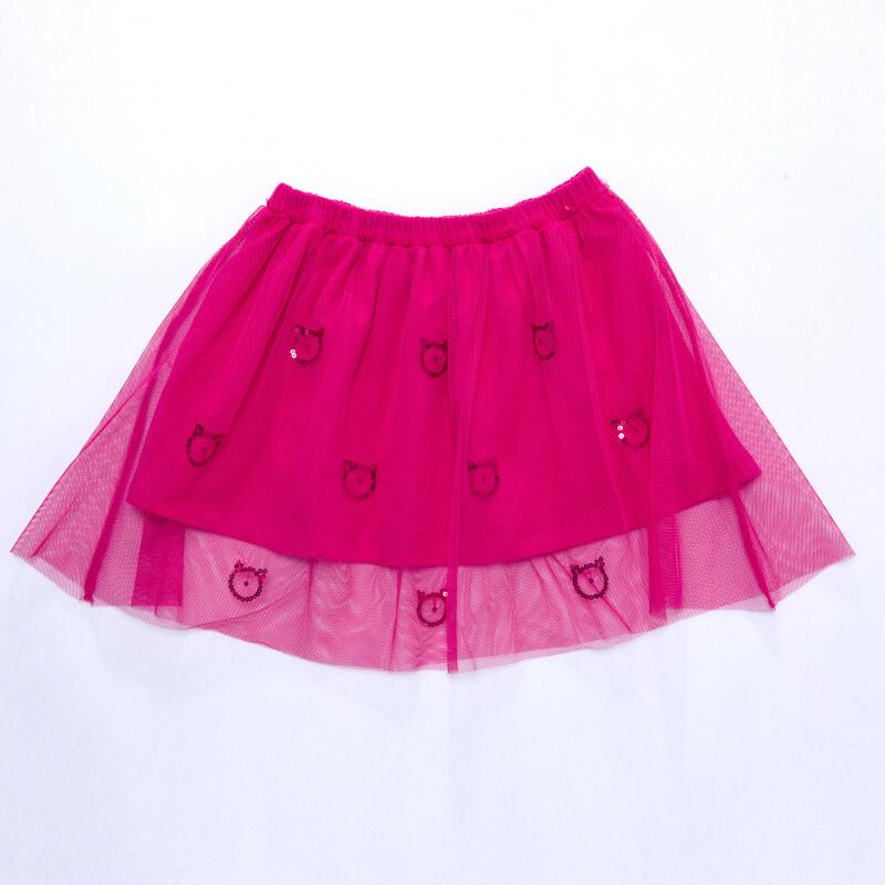 Dívčí sukně WOLF (110-140)