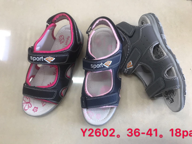 Dámské sportovní sandále   (36-41)