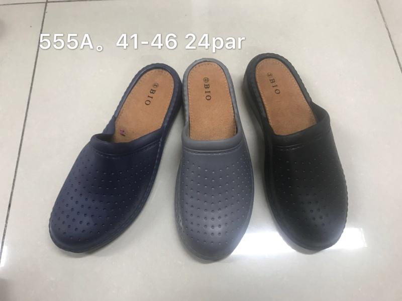 Pánské  BIO pantofle (41-46)