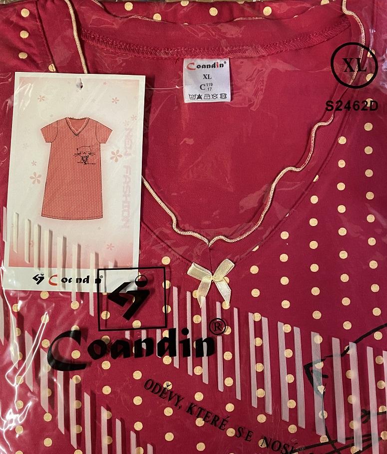 Dámská noční košile COANDIN (M-2XL)
