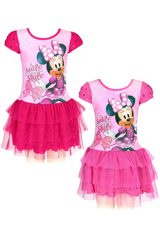 Dívčí letní šaty MINNIE  (92-116let)