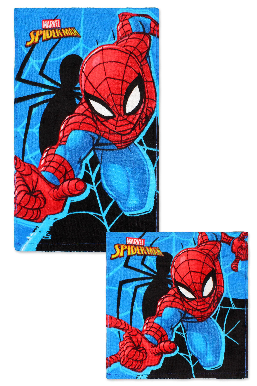 Sada 2 ručníků SPIDER MAN(30x30,30x50 cm)