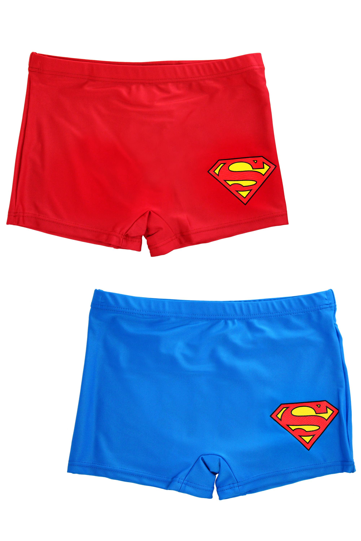 Chlapecké plavky SUPERMAN (6-12 let)