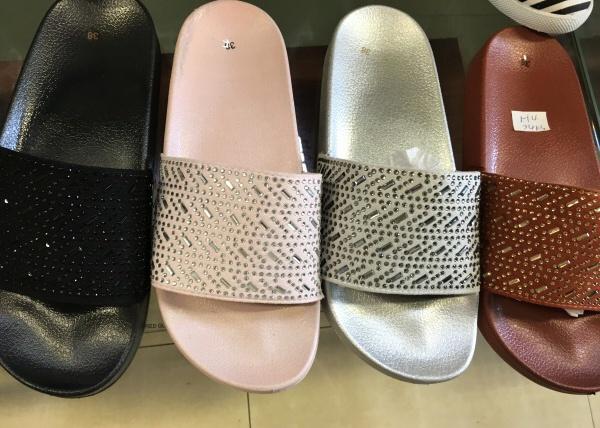Dámské moderní pantofle SAMLUX (36-41)