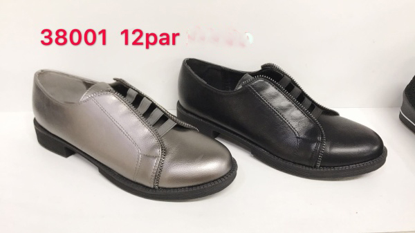 Dámská obuv- polobotka  (36-41)
