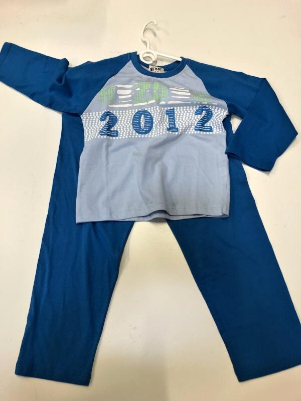 Dětské pyžamo  DANTONY (110-158)