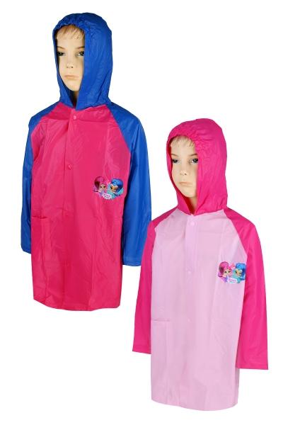 Dívčí licenční  pláštěnka SHIM  (92-128)