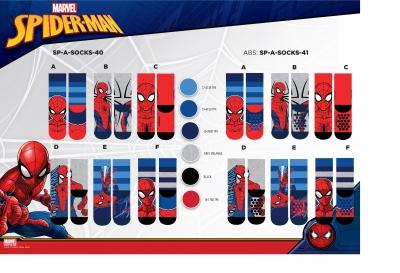 Chlapecké ponožky SPIDER-MAN (23-34)